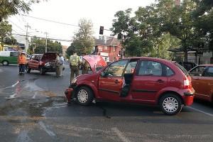 Accidente tráfico